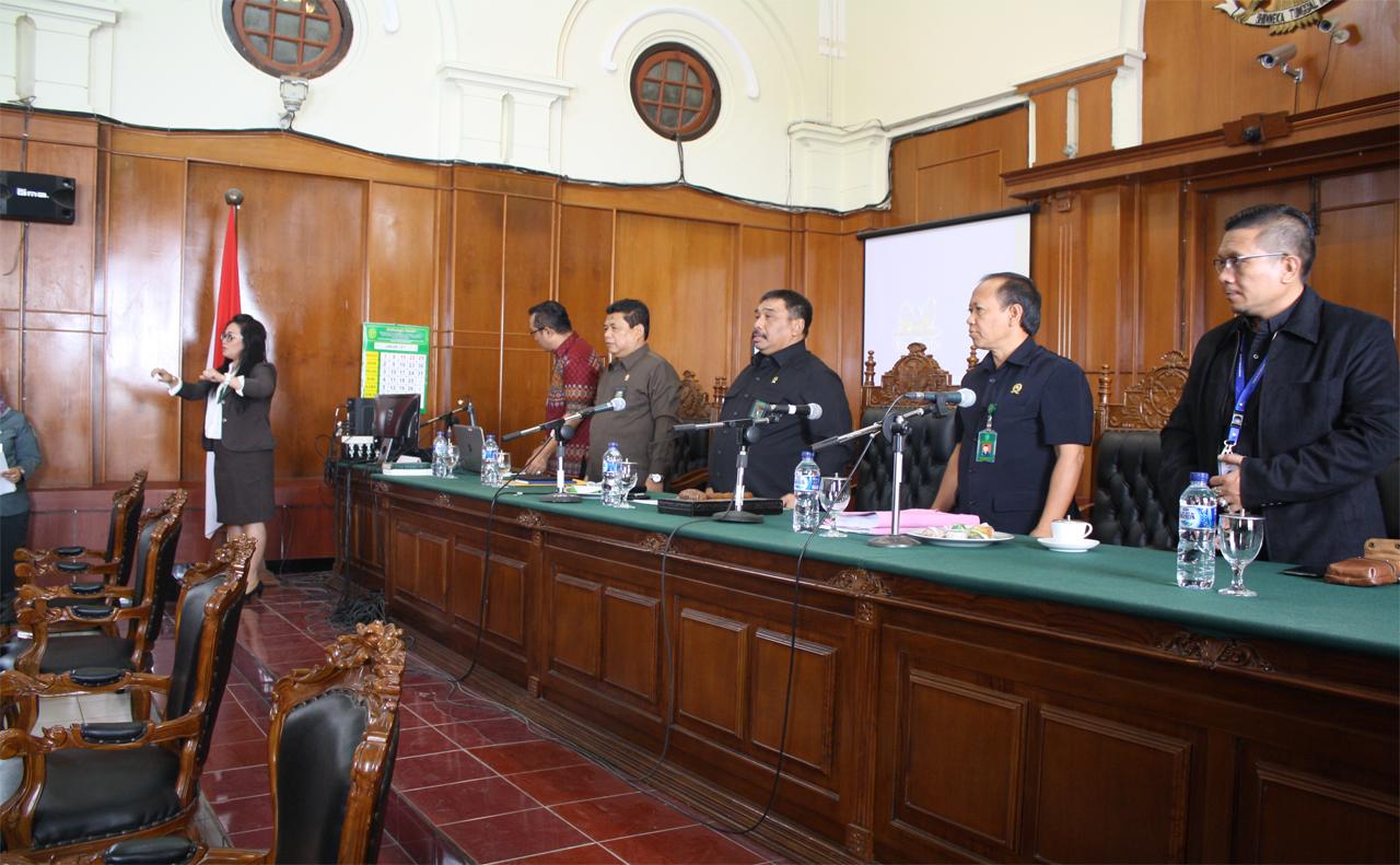 Selesaikan Audit Internal, PN Surabaya selangkah menuju akreditasi