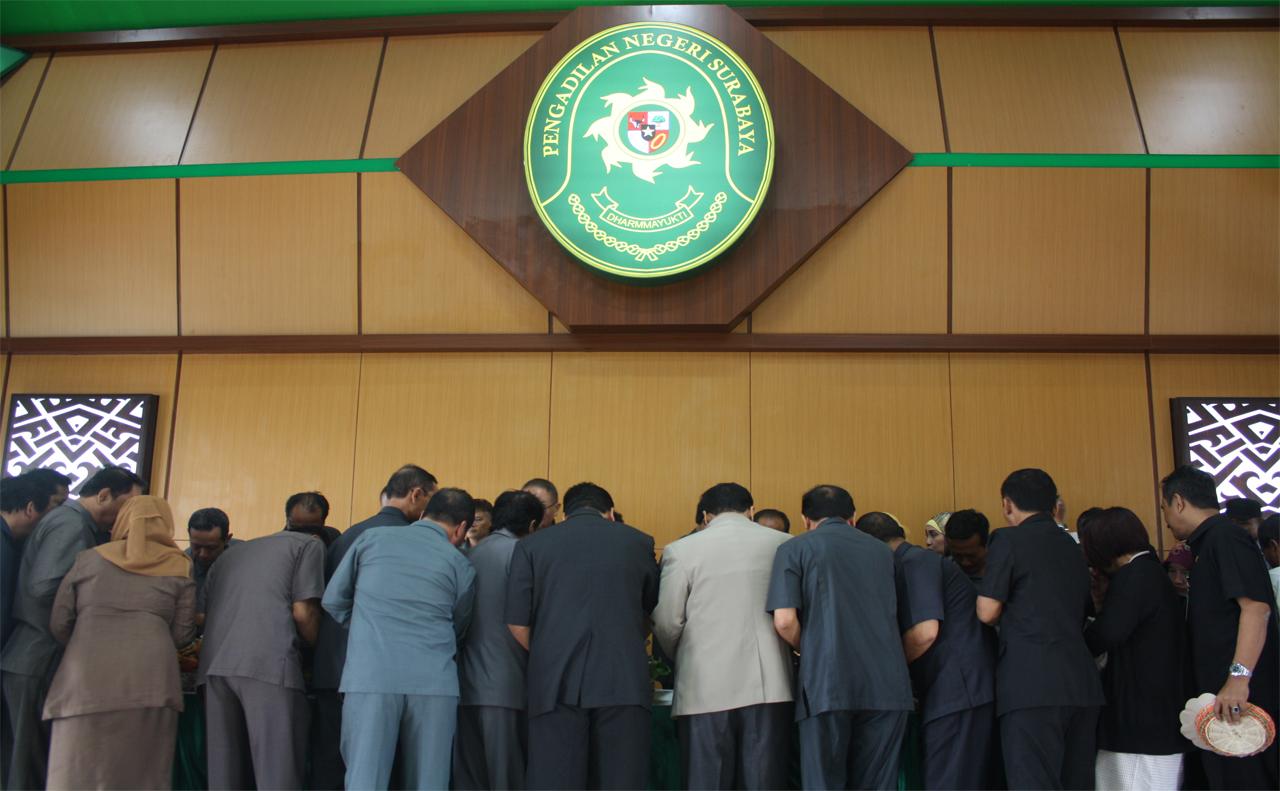 KPN Surabaya gelar syukuran gedung baru