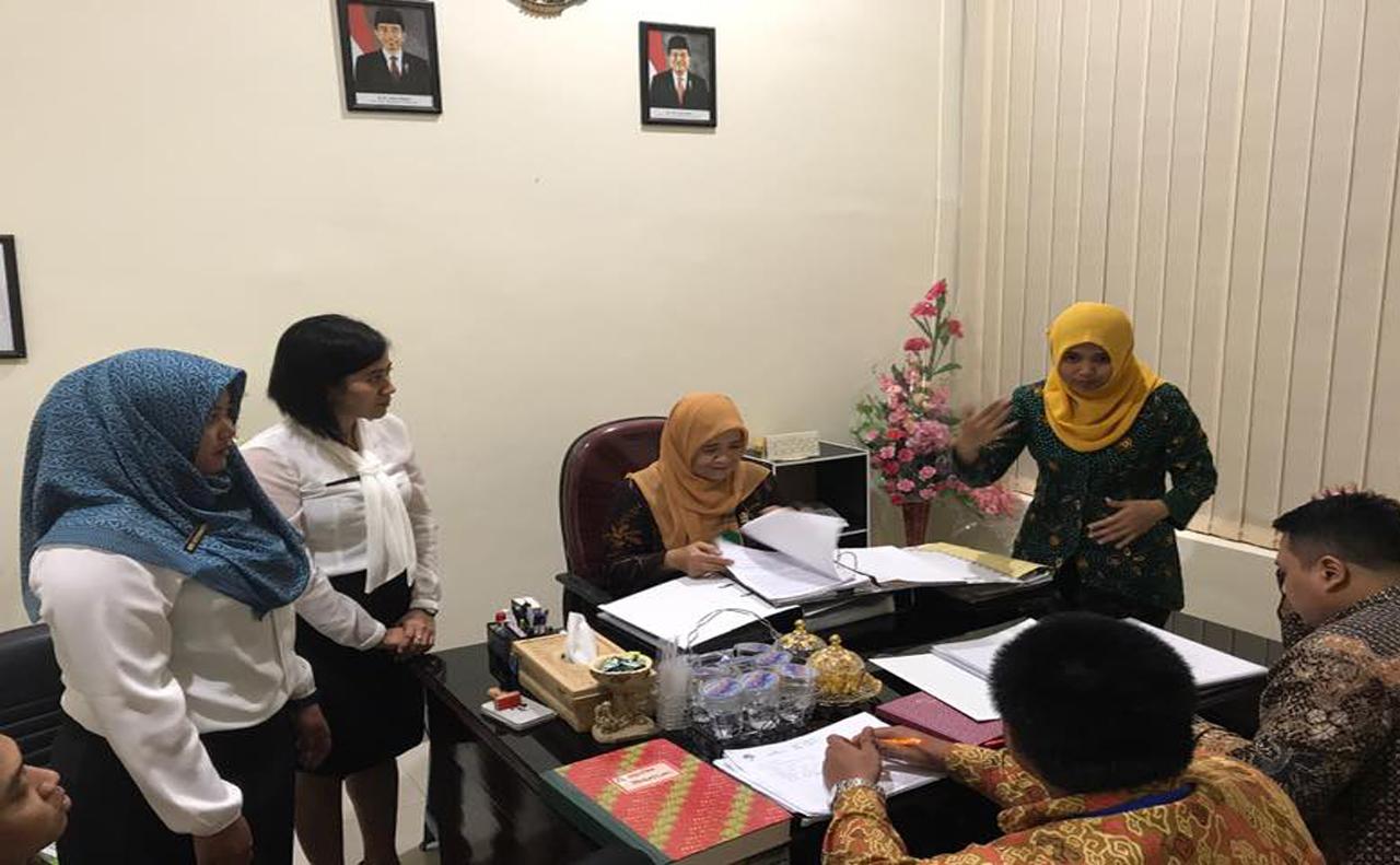 Audit Sertifikasi Sistem Manajemen Mutu ISO 9001:2015 pada Pengadilan Negeri Surabaya
