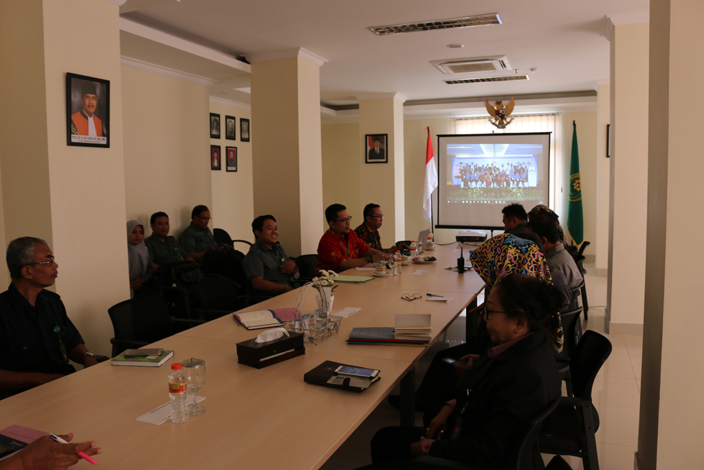 Closing Meeting Audit Eksternal ISO 9001:2015 di Pengadilan Negeri Surabaya